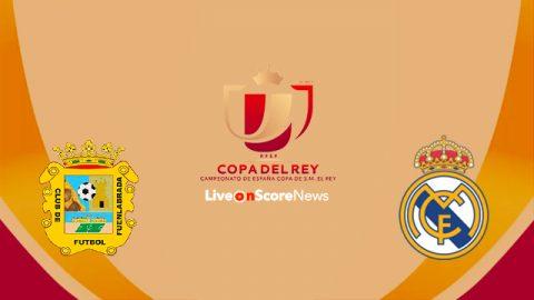 Nhận định Fuenlabrada vs Real Madrid, 2h30 ngày 27/10: Có bất ngờ?