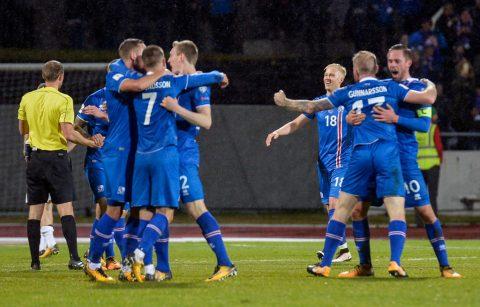 Khép lại bảng D, G, I Vòng loại World Cup: Xứ Wales bị loại, Serbia và Iceland có vé