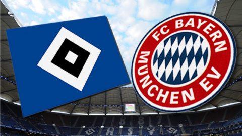 Nhận định Hamburg vs Bayern Munich, 23h30 ngày 21/10: Chớ mừng vội