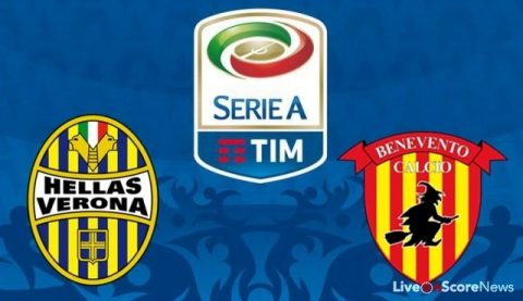 Nhận định Verona vs Benevento, 01h45 ngày 17/10: Dậm chân dưới đáy