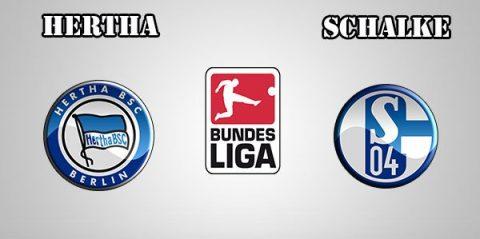 Nhận định Hertha Berlin vs Schalke, 20h30 ngày 14/10: Điểm đến đáng sợ