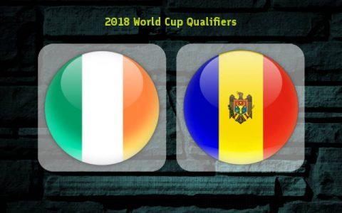 Nhận định CH Ireland vs Moldova, 01h45 ngày 07/10: Nỗ lực đến cùng