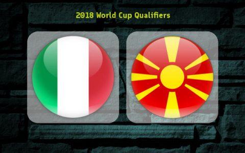 Nhận định Italia vs Macedonia, 01h45 ngày 07/10: Thế cục đã an bài