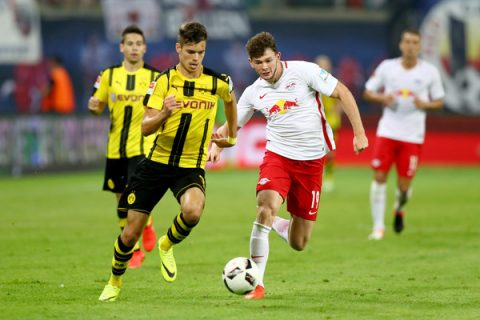 Trước vòng 8 Bundesliga: Tâm điểm đại chiến Dortmund – RB Leipzig