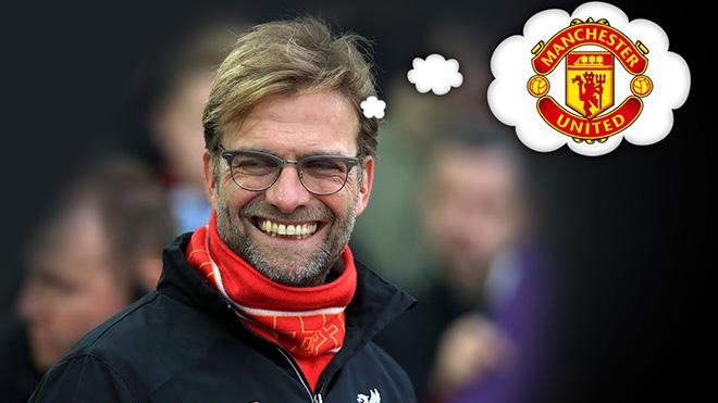 Man United là niềm mơ ước của Jurgen Klopp