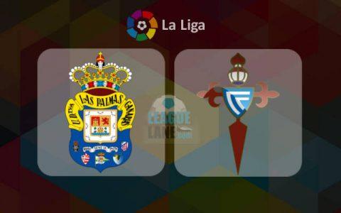 Nhận định Las Palmas vs Celta Vigo, 02h00 ngày 17/10: Chủ nhà khó thắng