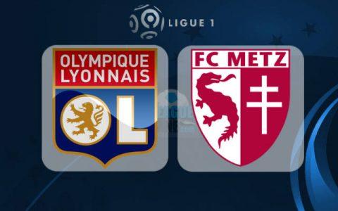 Nhận định Lyon vs Metz, 21h00 ngày 29/10: Bảo toàn vị trí