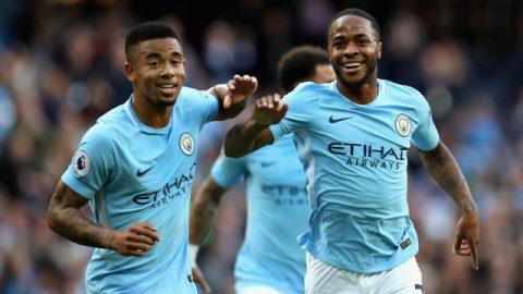 Man City trước cơ hội lớn phá kỷ lục ghi bàn tại nước Anh