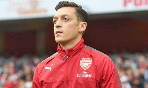 NÓNG: Arsenal sẽ bán Oezil ngay kỳ chuyển nhượng mùa Đông