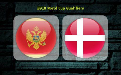 Nhận định Montenegro vs Đan Mạch, 01h45 ngày 06/10: Cuộc chiến căng thẳng