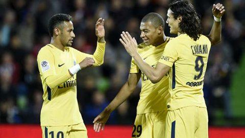 Mê bộ ba MNC, Mourinho sẽ đến PSG