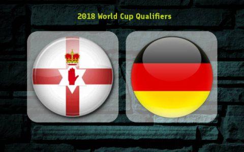 Nhận định Bắc Ireland vs Đức, 1h45 ngày 06/10: Nhẹ nhàng đoạt vé