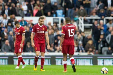 Liverpool không còn xứng đáng là ứng cử viên vô địch?