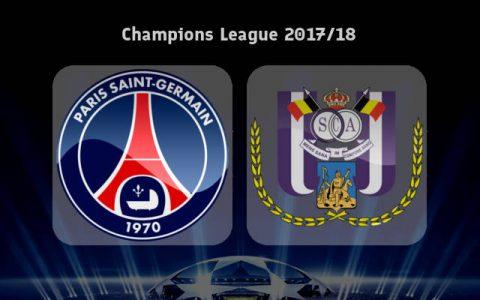 Nhận định PSG vs Anderlecht, 02h45 ngày 1/11: Tiếp tục màn vùi dập