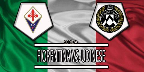 Nhận định Fiorentina vs Udinese, 17h30 ngày 15/10: Sắc tím nhạt nhòa