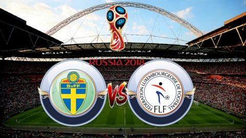 Nhận định Thụy Điển vs Luxembourg, 23h00 ngày 7/10: Nhẹ nhàng giành 3 điểm