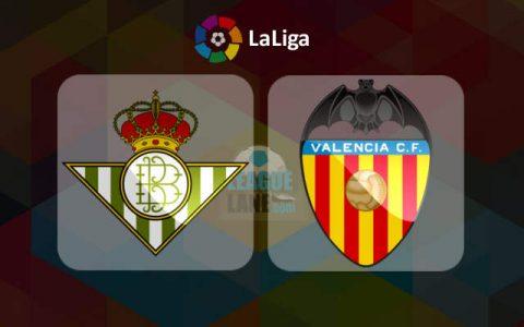 Nhận định Real Betis vs Valencia, 01h45 ngày 16/10: Phá dớp Villamarin