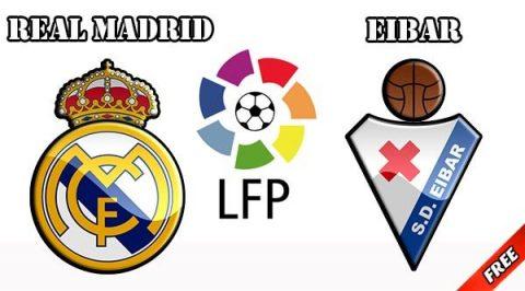 Nhận định Real Madrid vs Eibar, 1h45 ngày 23/10: Chưa thể bùng nổ