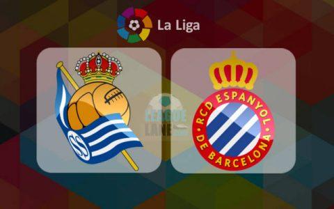 Nhận định Real Sociedad vs Espanyol, 1h00 ngày 24/10: Tự tin đón khách