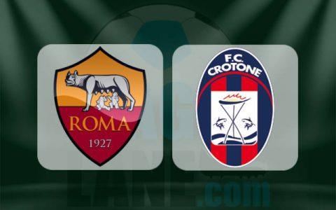 Nhận định AS Roma vs Crotone, 1h45 ngày 26/10: Chiến thắng để khẳng định