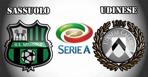 Nhận định Sassuolo vs Udinese, 1h45 ngày 26/10: Chấm dứt chuỗi ngày buồn
