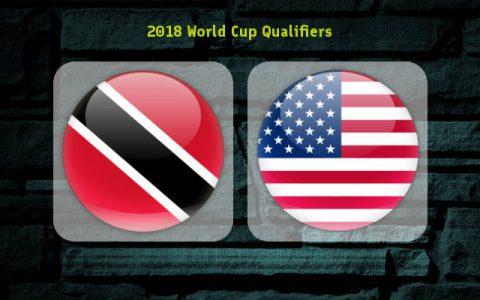 Nhận định Trinidad & Tobago vs Mỹ, 07h00 ngày 11/10: Vàng ở trong tay