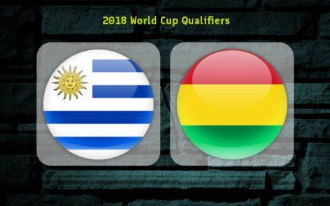 Nhận định Uruguay vs Bolivia, 6h30 ngày 11/10: Cách nước Nga …1 điểm