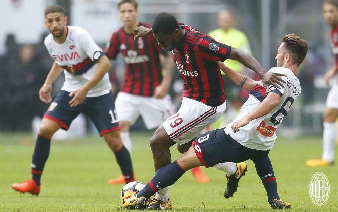 Hòa nhạt nhòa, AC Milan nối dài mạch trận thất vọng