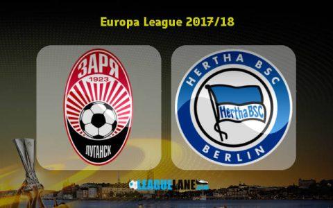 Nhận định Zorya vs Hertha Berlin , 00h00 ngày 20/10: Người Đức vượt khó