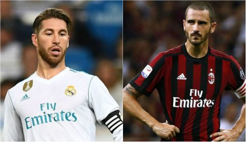 TOP 10 trung vệ hay nhất châu Âu hiện tại: Ngoại hạng Anh chỉ có 1 cái tên; Ramos không phải là nhất
