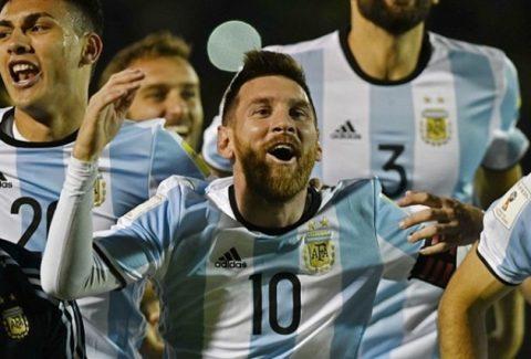 """""""Ma thuật đen"""" yểm trợ Argentina vào chung kết World Cup"""