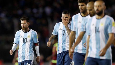VL World Cup 2018 khu vực Nam Mỹ: Tuần phán quyết của Messi và đồng đội