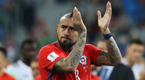 Arturo Vidal giữ đúng lời hứa, tuyên bố giải nghệ