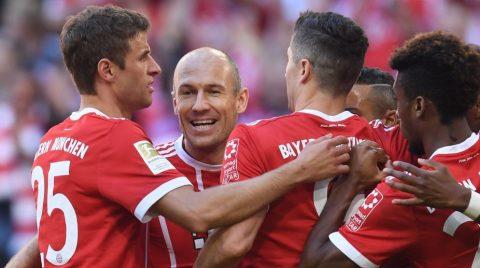 Sau vòng 8 Bundesliga: Bayern Munich trở lại, Dortmund lần đầu gục ngã