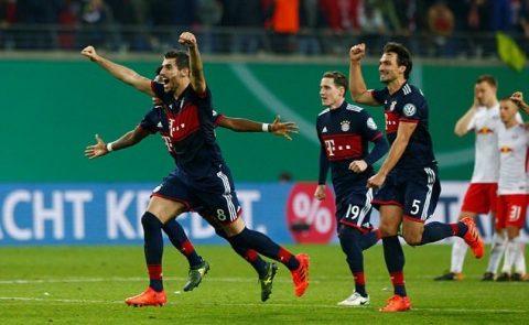 Trước vòng 10 Bundesliga: Chời đại chiến Bayern – RB Leipzig