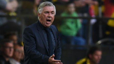 Tuyển Italia nhờ Ancelotti 'cứu vớt' tại vòng Play-off World Cup