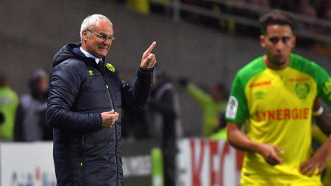 """""""Chim hoàng yến"""" Nantes bay cao với phép màu của thợ hàn Ranieri"""
