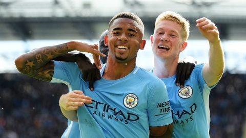 Đội hình tiêu biểu vòng 8 Ngoại hạng Anh: Man City áp đảo