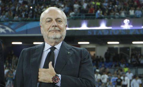 Tiếp tục bay cao, chủ tịch Napoli đá đểu 'núi tiền' của Milan