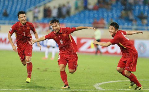 Chấm điểm Việt Nam 5-0 Campuchia: Bất ngờ Công Phượng, ấn tượng Thanh Trung