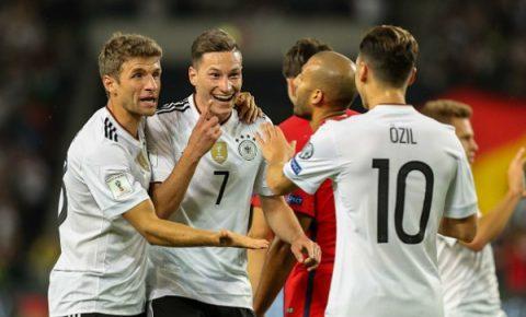 Điểm mặt 9 đội bóng có cơ hội đoạt vé dự World Cup 2018 ngay trong tuần này