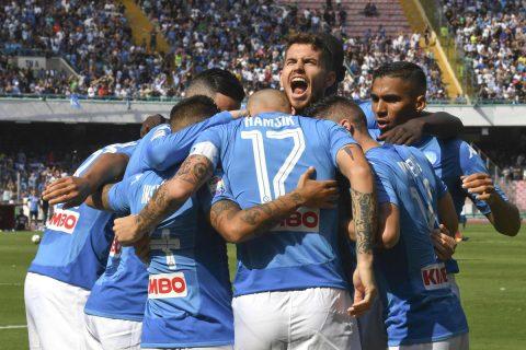 Vòng 7 Serie A: Napoli thắng thảnh thơi, Inter vất vả bảo vệ thành quả