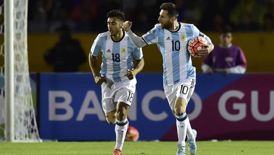 Báo chí Argentina đổi giọng, gọi Messi là 'vị thánh'