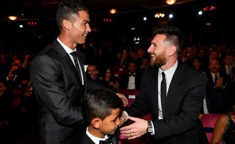 Tiết lộ cuộc đối thoại của Messi và Ronaldo đêm trao giải FIFA The Best