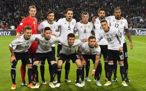 Điểm mặt những đội tuyển sở hữu đội hình hai đáng mơ ở World Cup 2018