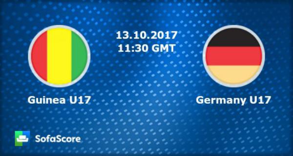 Nhận định U17 Guinea vs U17 Đức, 18h30 ngày 13/10: Trả giá cho sai lầm