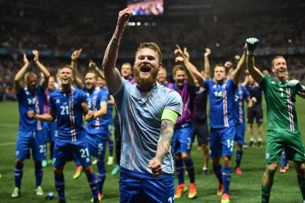 Đội hình tiêu biểu của ĐT Iceland vượt qua VL World Cup: Họ là ai?