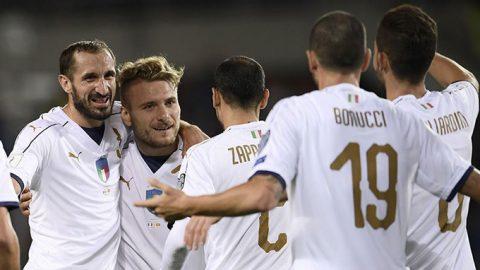 Tối nay, bốc thăm vòng play-off World Cup khu vực châu Âu