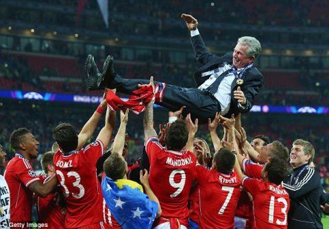 Jupp Heynckes ra sức lấy lòng các công thần Bayern