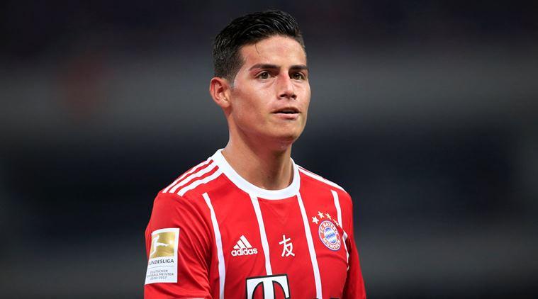 'Khó ở' tại Bayern, James Rodriguez tính đường trở lại Madrid